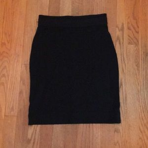 BCBGMAXARIA black pencil skirt!